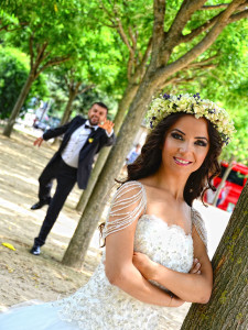 album wedding alaçatı
