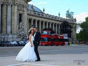 paris düğün fotoğrafçısı