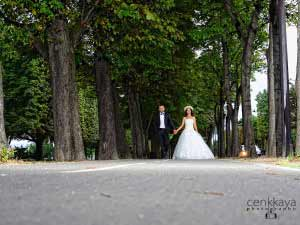 Paris Düğün Fotoğraf Çekimleri