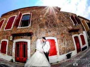 dış mekan düğün fotoğrafçısı