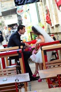 düğün hazırlıkları fotoğraf çekimi