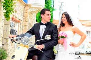 izmir de düğün fotoğraf çekimi
