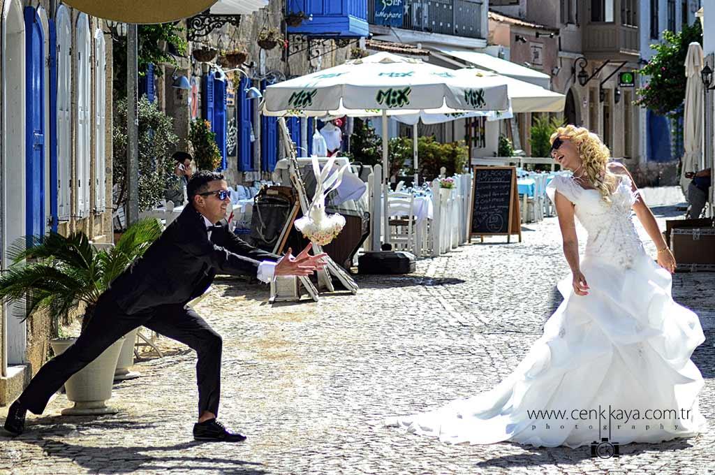 Çeşme düğün fotoğrafçısı