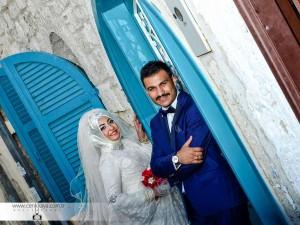 tesettülü düğün fotoğraf çekimleri izmir
