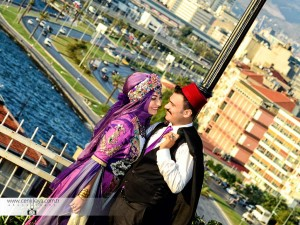 muslim wedding photographer Izmir
