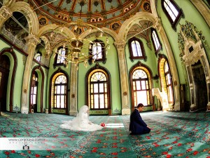 muslim wedding photographer cenk kaya