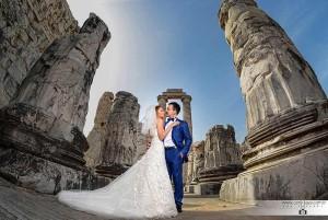 İzmir düğün fotoğrafçısı cenk kaya