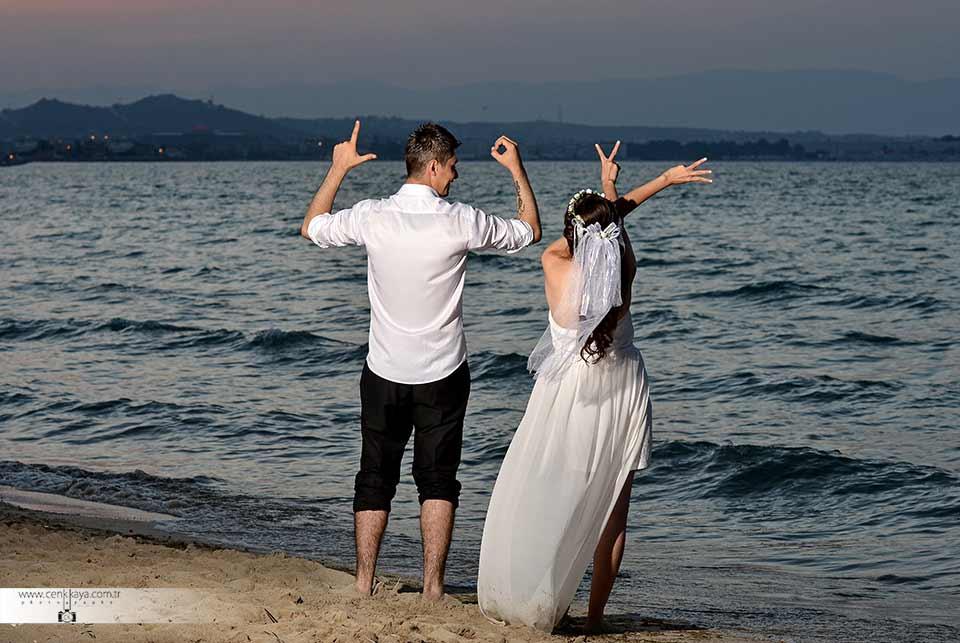 düğün fotoğrafçısı foça