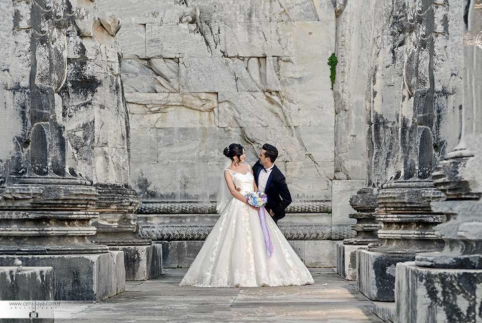düğün hikayesi alaçatı