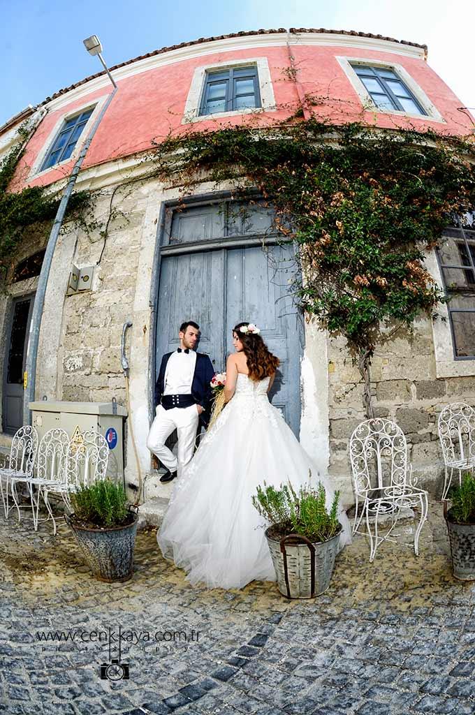 Düğün Fotoğrafçısı Ayvalık