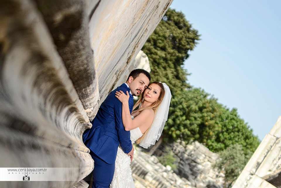 düğün hikayesi foça