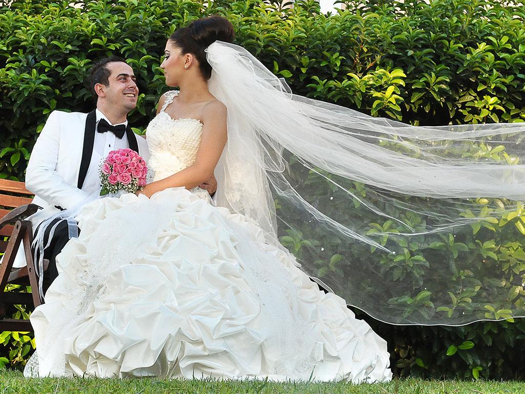 Alaçatı Dış Mekan Düğün Fotoğrafçısı