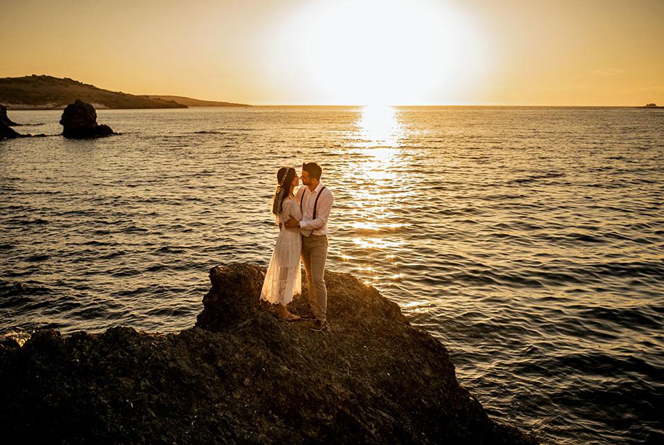 Alsancak dış çekim düğün fotoğrafçısı