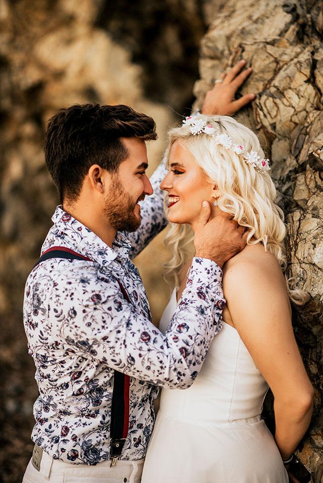 izmir dış çekim düğün fotoğrafları